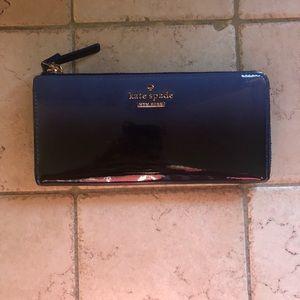 LIKE NEW • ombré Kate spade wallet